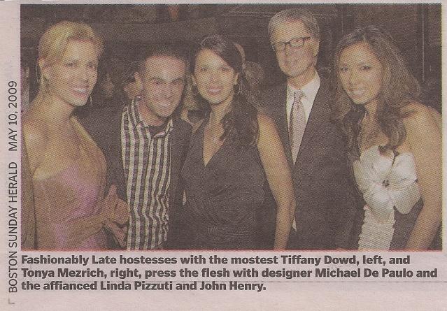 Boston Herald 5/12/2009