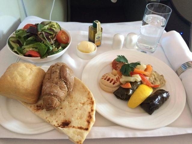 Emirates serves over 130,000 catered meals on  all flights per day.