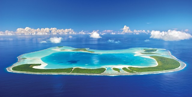 The Brando Hotel on Tetiaroa Island