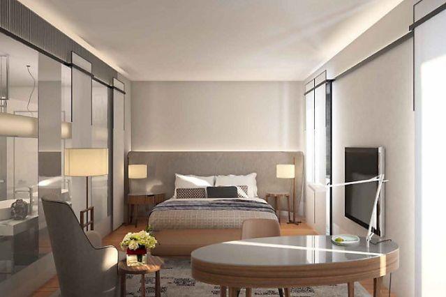 Mandarion Oriental Guest Rooms