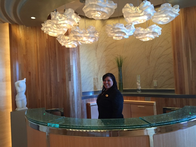 Helen Lugo, Executive Spa Director