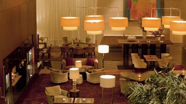 Park Hyatt Zurich Lobby Lounge