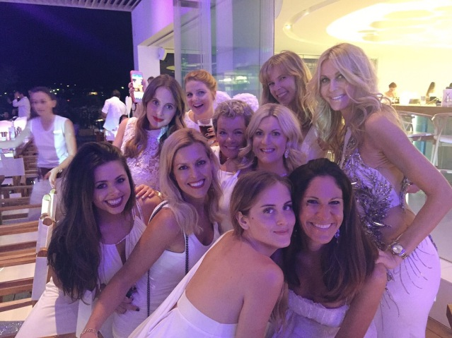 Nikki Beach White Party
